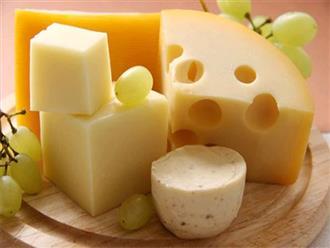Trẻ ăn phô mai, bơ: Không thể thiếu nhưng tuyệt đối không nên thừa