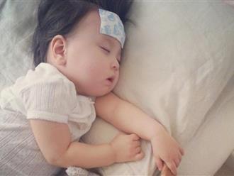 Trẻ bị sốt có nên đưa đến bệnh viện không, bố mẹ sẽ không còn lúng túng khi nhận biết những điều này