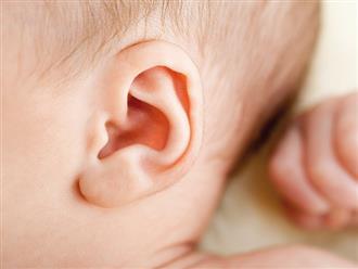 Trẻ bị viêm tai giữa: Kiêng ăn gì để nhanh khỏi bệnh?