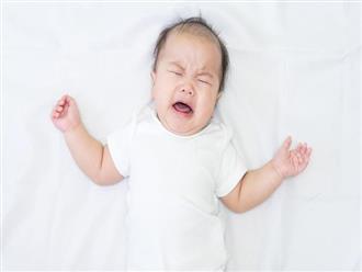 Trẻ khóc nhiều hơn số phút này dễ tổn thương não, sau kém thông minh, mẹ cần dỗ ngay