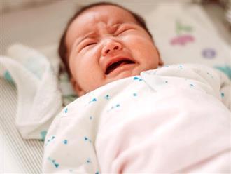 Trẻ nặng vía quấy đêm mãi không thôi, mẹ dùng những mẹo sau đảm bảo con ngoan ngủ ngon tới sáng