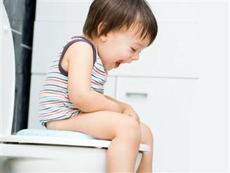 Trẻ sơ sinh bị táo bón: Dấu hiệu và cách chữa trị