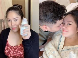 Từng ôm gối khóc ròng vì không có sữa cho con, Lê Phương tiết lộ thứ đồ uống giúp sữa về ào ạt