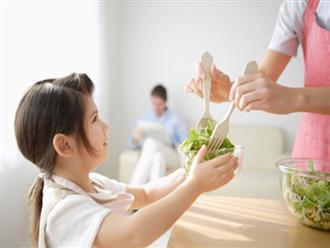 Tuyệt chiêu đơn giản giúp mẹ khắc phục tình trạng lười ăn rau ở trẻ