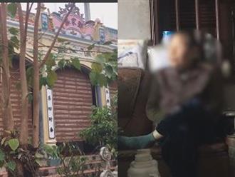 Cận cảnh ngôi nhà của thầy bói trong vụ bà nội sát hại cháu 20 ngày tuổi