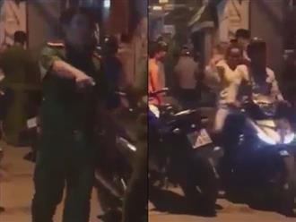 Clip: Hàng chục cảnh sát vây bắt thêm nghi can đâm chết 2 hiệp sĩ Sài Gòn