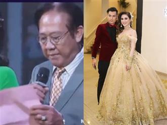 Lời chia sẻ đầy xúc động của bố Lâm Khánh Chi trong đám cưới con gái