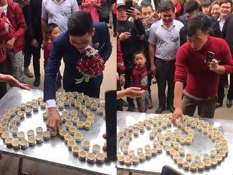 Lạng Sơn: Nhà gái thách nhà trai uống 100 ly rượu mới được rước dâu