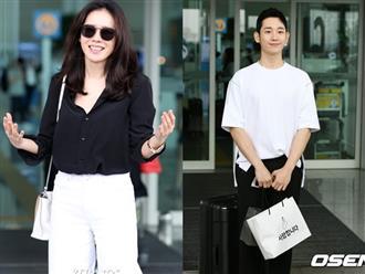Cặp 'chị đẹp' Son Ye Jin - Jung Hae In cùng sang Nhật