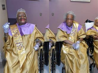 Cụ bà sống thọ trăm tuổi nhờ... không lấy chồng