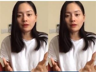 Diễn viên Lan Phương chia sẻ cảm xúc ngọt ngào cùng chồng Tây đón Tết