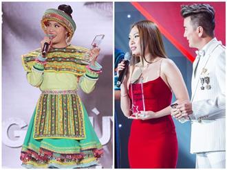 Đàm Vĩnh Hưng trao giải Super Icon cho Mỹ Tâm