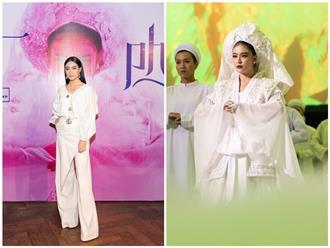 Hoàng Thùy Linh hóa Thánh cô trong 'Tứ phủ'