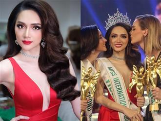 Hương Giang và những màn trình diễn ấn tượng tại Hoa hậu chuyển giới quốc tế 2018
