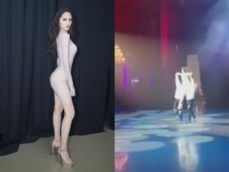 Màn trình diễn 'bốc lửa' giúp Hương Giang Idol vào thẳng bán kết Hoa hậu Chuyển giới Quốc tế 2018