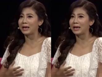 Diễn viên Mai Phương nghẹn ngào chia sẻ thời khó khăn khi làm mẹ đơn thân