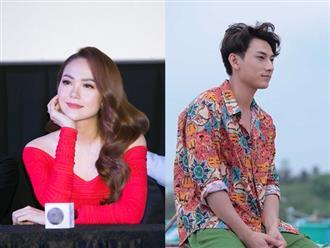 Minh Hằng hướng dẫn Phan Ngân diễn cảnh nóng với Isaac trong phim 'Mùa viết tình ca'