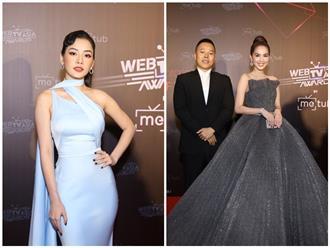 Dàn nghệ sĩ đình đám Vbiz và châu Á tề tựu đông đủ tại thảm đỏ METUB WebTVAsia Awards 2019