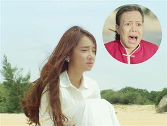 Nhã Phương bị hoán đổi thân xác với Việt Hương trong phim mới