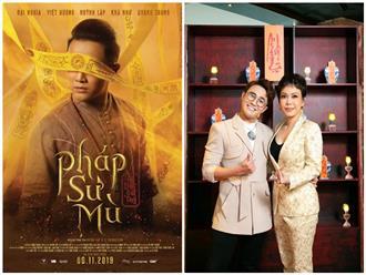 Huỳnh Lập gom hết tinh túy của 'Ai Chết Giơ Tay' cho phiên bản điện ảnh 'Pháp Sư Mù'