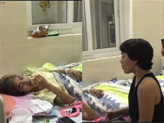 Thái Thùy Linh hát 'Em gái mưa' tặng các bệnh nhân ung thư lúc nửa đêm