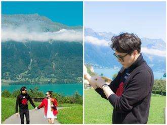 Fan choáng ngợp trước khung cảnh Thụy Sĩ đẹp như mơ trong MV của Trịnh Thăng Bình
