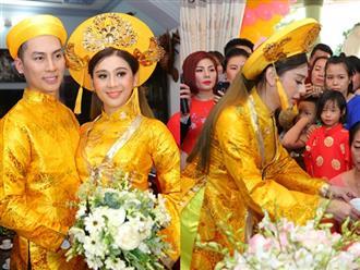 Toàn cảnh 'đám cưới thế kỷ' xa hoa, hoành tráng của Lâm Khánh Chi