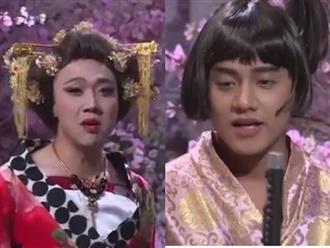 Trấn Thành nhái giọng Phi Thanh Vân bóc mẽ chuyện 'yêu một tháng' của Mai Tài Phến - Hương Tràm