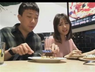 """Vì miếng ăn mà Trấn Thành và Hari Won thi nhau """"đấu tố"""" đối phương"""