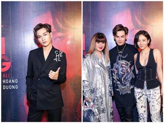 Ali Hoàng Dương 'dụ dỗ' Thu Minh song ca trong album đầu tay