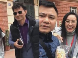 Chết cười xem Xuân Bắc và Tự Long selfie với MC xinh đẹp