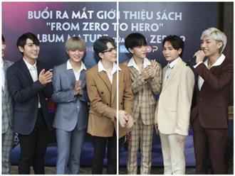 Zero 9 úp mở sẽ hát tiếng Việt trên sân khấu lễ trao giải Soribada?