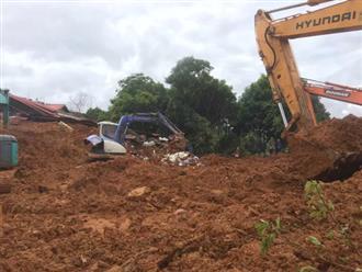 Sạt lở đất nghiêm trọng ở Quảng Trị: Đã tìm thấy 14 thi thể, trực thăng sẵn sàng tham gia cứu hộ