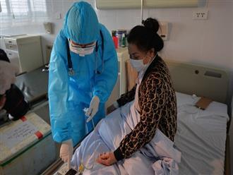 Tình hình sức khỏe 3 ca bệnh Covid-19 nặng: Bệnh nhân 161 có thể chuyển về BV Bạch Mai điều trị