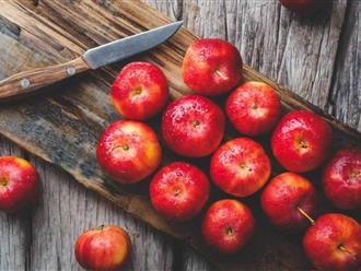 Mỗi ngày ăn một quả táo, điều bất ngờ này sẽ đến với cơ thể bạn