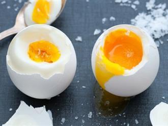 Sai lầm tai hại khi ăn trứng nhiều người mắc phải mà không hề hay biết