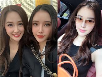 Không còn là cô bé tóc xoăn mắt cận, em gái Mai Phương Thuý ngày càng  'trổ mã' xinh đẹp xứng danh mỹ nhân
