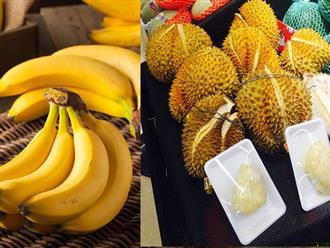 Ăn ít những vẫn tăng cân, có thể bạn đã sai lầm khi thường xuyên nạp 5 loại trái cây này