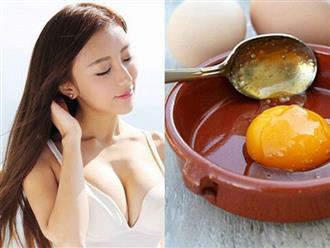 Món ăn giúp tăng kích cỡ vòng 1, hội chị em ngực lép chớ bỏ qua