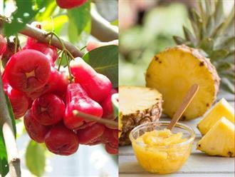 2 loại trái cây mùa hè ăn cực tốt nhưng nếu không tránh những thực phẩm này sẽ tạo thành 'chất độc'