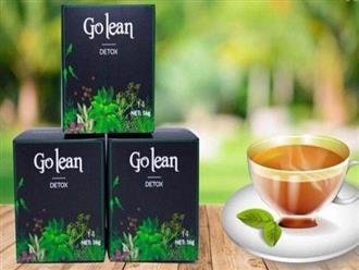 2 chất cấm có trong trà giảm cân Golean Detox nguy hiểm thế nào?