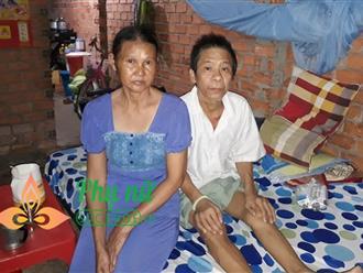 Lời khẩn cầu của người vợ nghèo đi làm giúp việc, xin cộng đồng giúp đỡ để chồng có cơ hội phẫu thuật căn bệnh nguy hiểm