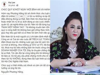 Bà Nguyễn Phương Hằng tuyên bố nhờ luật sư khởi kiện hai tờ báo điện tử lớn