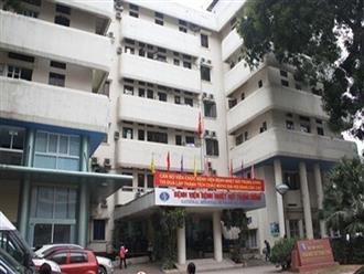 Phát hiện thêm 20 ca nghi Covid-19 tại Bệnh viện Bệnh Nhiệt đới Trung ương