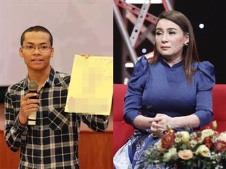Nguyễn Ngọc Long: 'Dù là quản lý hay mẹ nuôi, Phi Nhung đã tệ đến mức nào khi mang 'con nuôi' ra cho truyền thông xâu xé thay vì bảo bọc'