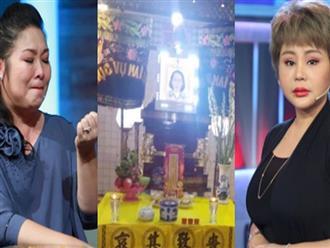 BTV Cẩm Liên qua đời vì ung thư thận, NS Hồng Vân và Lê Giang đau lòng, nghệ sĩ xót xa vì cảnh vắng lặng tại tang lễ