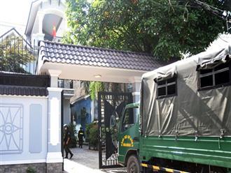 Nóng: Phong tỏa một cây xăng ở Đồng Nai, bắt khẩn cấp một giám đốc công ty