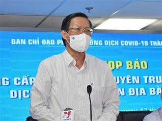 Chính thức: TP.HCM tiếp tục giãn cách xã hội theo Chỉ thị 16 đến cuối tháng 9