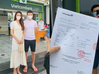 Công Vinh tiết lộ lý do livestream 'nóng' trước cổng ngân hàng sau khi nhận được sao kê