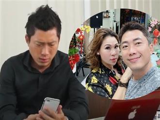 Diễn viên Kinh Quốc giờ ra sao sau ồn ào chuyện vợ đại gia bị bắt?